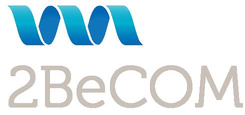 Logo 2becom